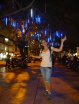 New Years Eve on the Esplanade in George Town