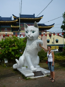 The Great Cat Statue